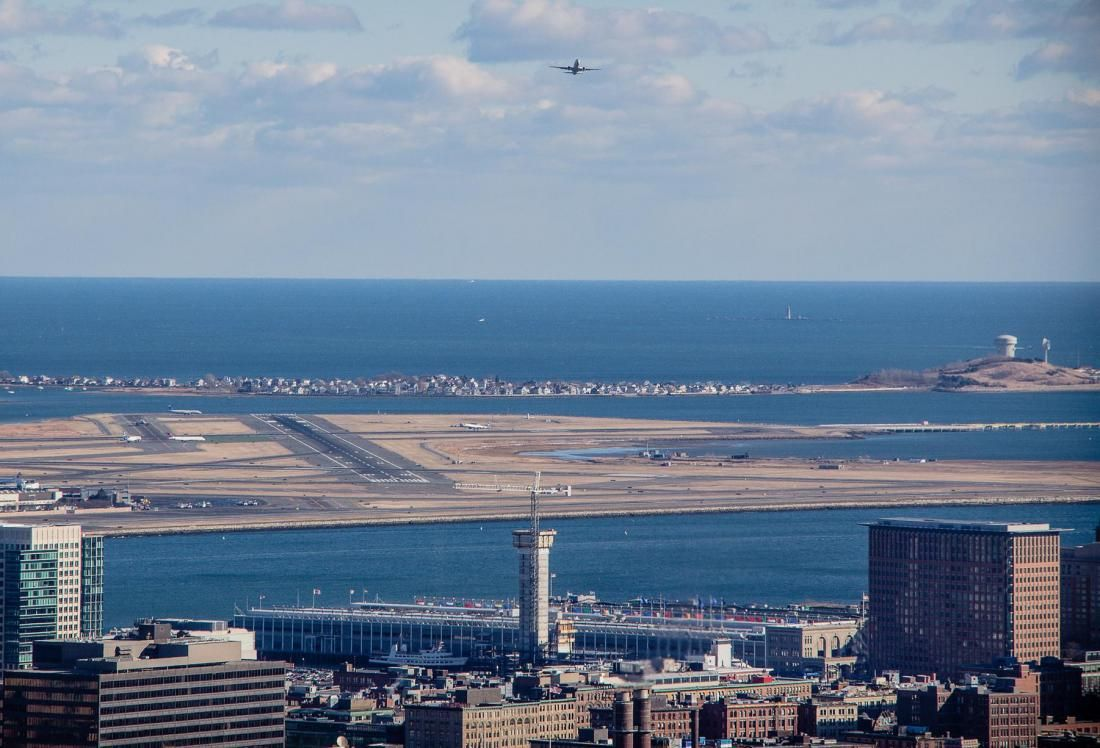 Improved Logan Airport Real Estate Aiding JetBlue's Quest To Fly Boston-London