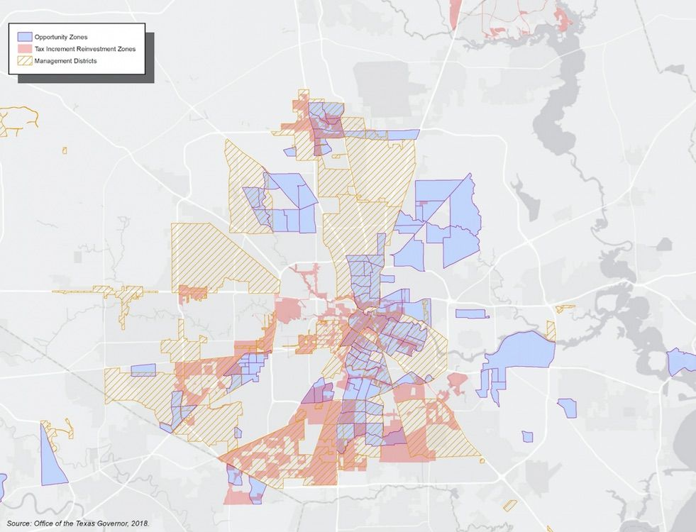 REPORT: Opportunity Zones Are Not Generating The Benefits That Underfunded Communities Were Promised