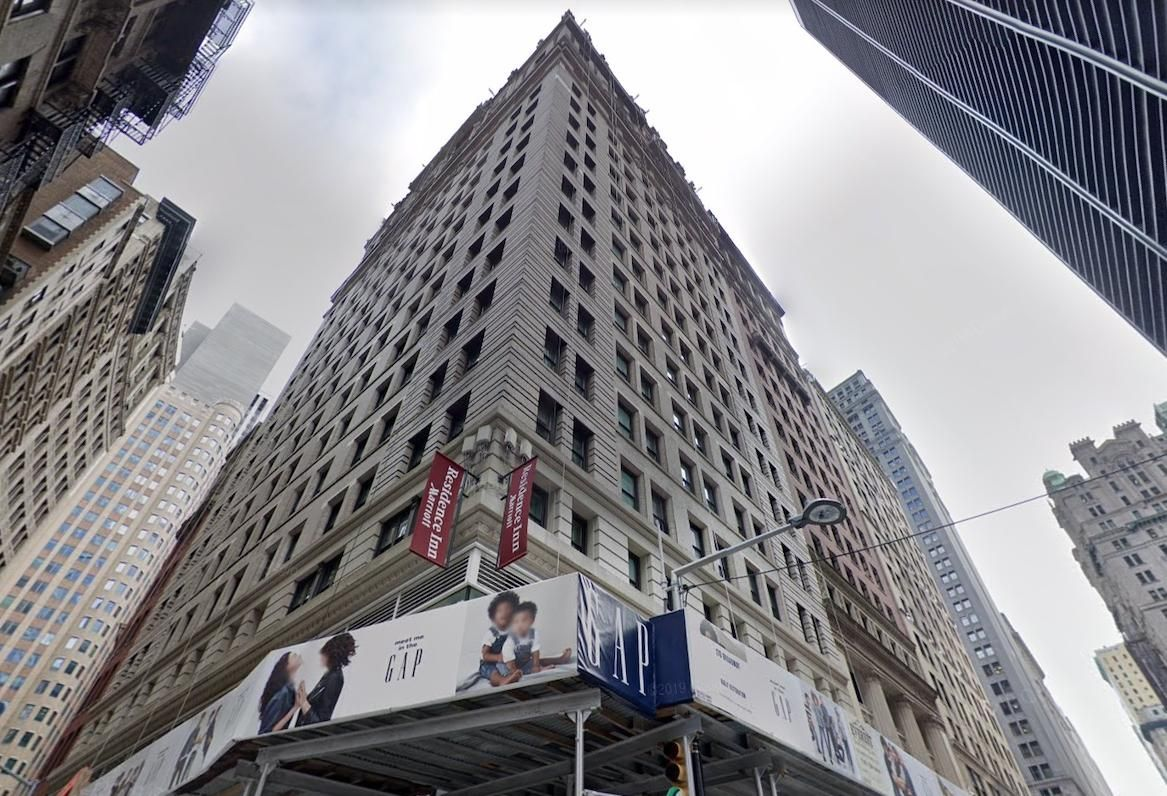 Vacancy Along Manhattan's Broadway Has Gone Up Nearly 80%