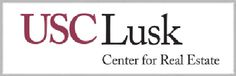 USC Lusk Center for Real Estate