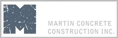 Martin Concrete Construction