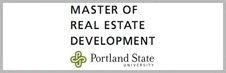 PSU Master of Real Estate Development