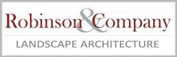 Robinson & Company Landscape Architecture