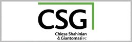CSG Law (Chiesa Shahinian & Giantomasi)