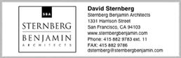 Sternberg Benjamin Architects