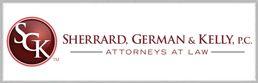 SHERRARD, GERMAN & KELLY, P.C.