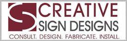 Creative Sign Design
