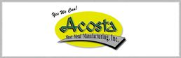 Acosta Sheet Metal Manufacturing