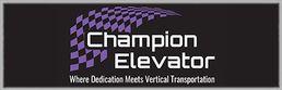 Champion Elevator