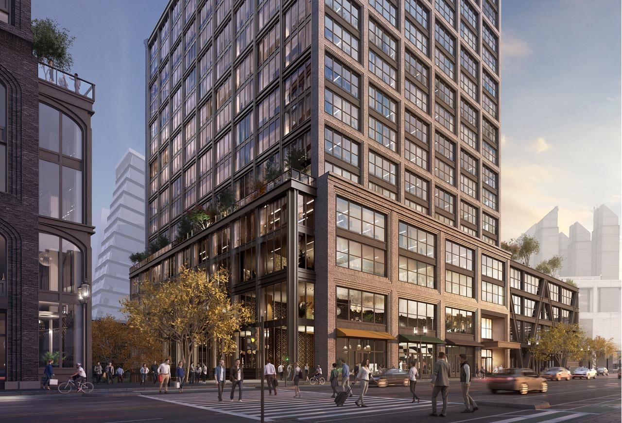 It's Official: Foundation Medicine Leases 580K SF In Seaport Square