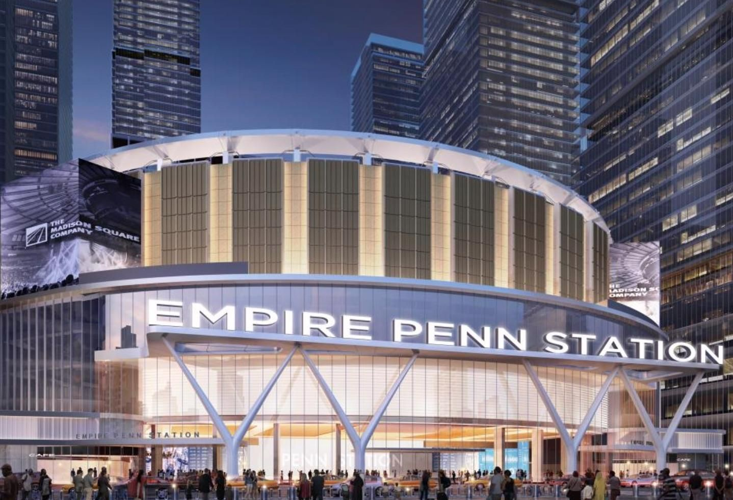 Penn Station Revamp Would Face City Land Use Process Under New Bill