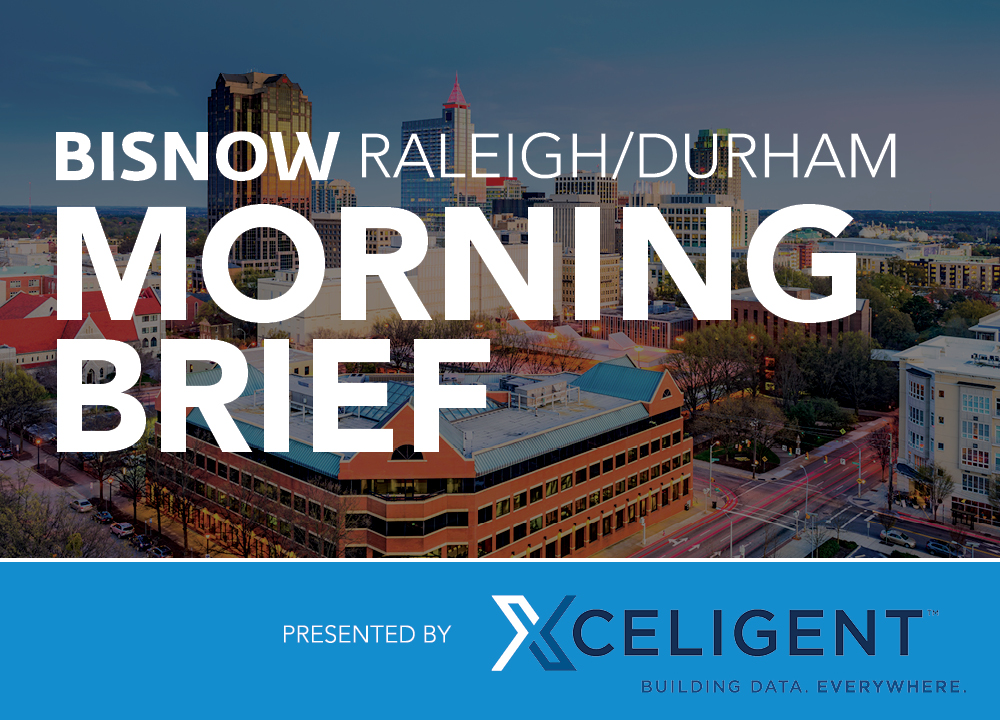 Bisnow Morning Brief Raleigh/Durham