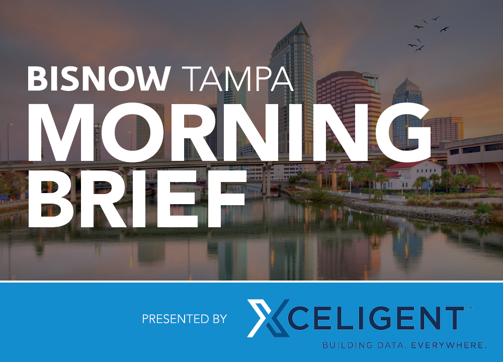 Bisnow Morning Brief Tampa