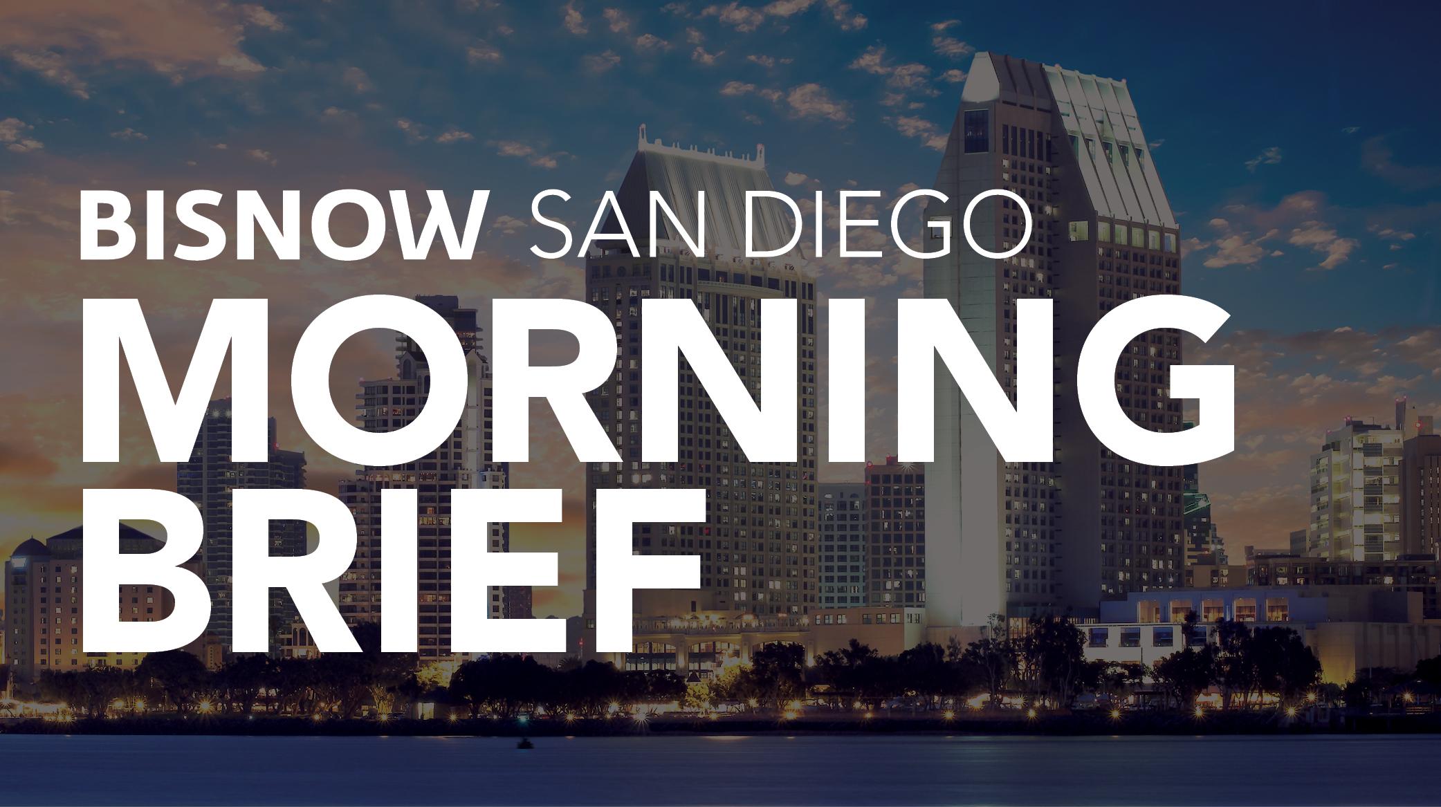 Bisnow Morning Brief San Diego