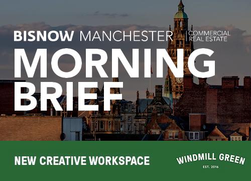 Bisnow Morning Brief Manchester