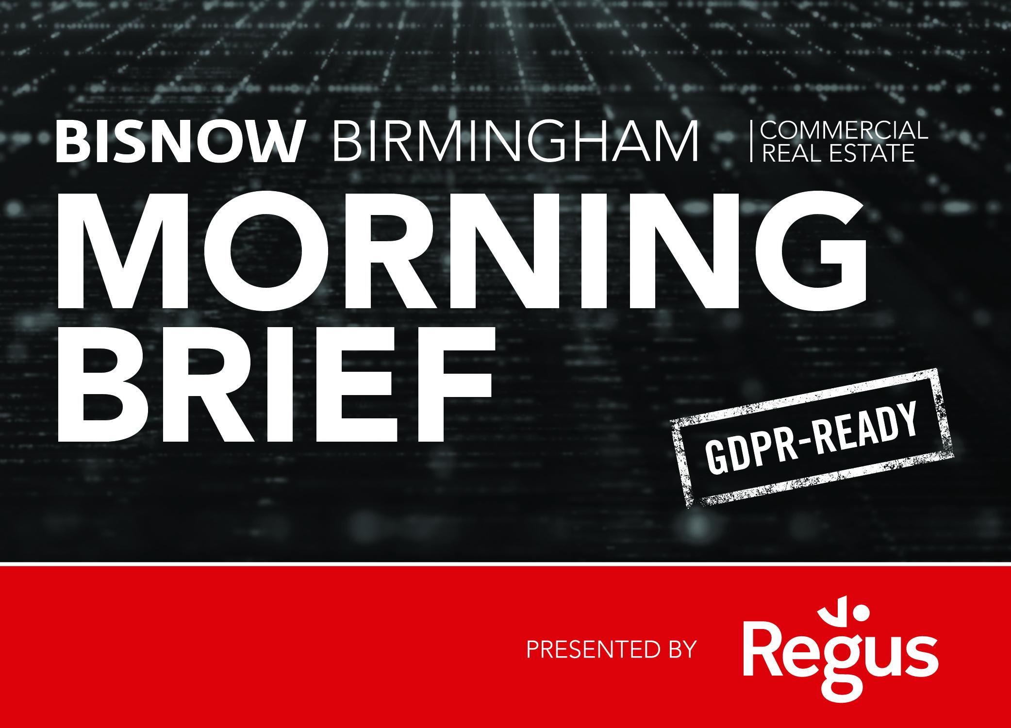Bisnow Morning Brief Birmingham