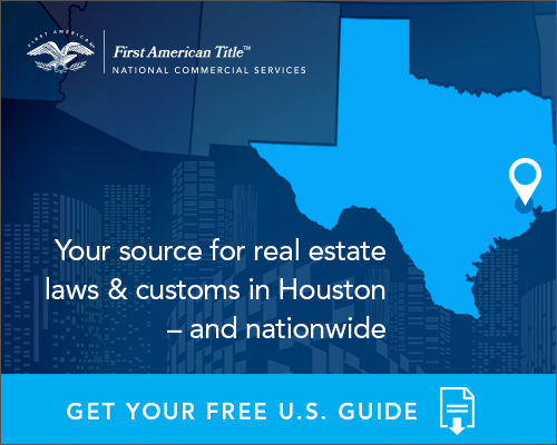 First American Title Presents: 15 Things You Need to Know (Houston)