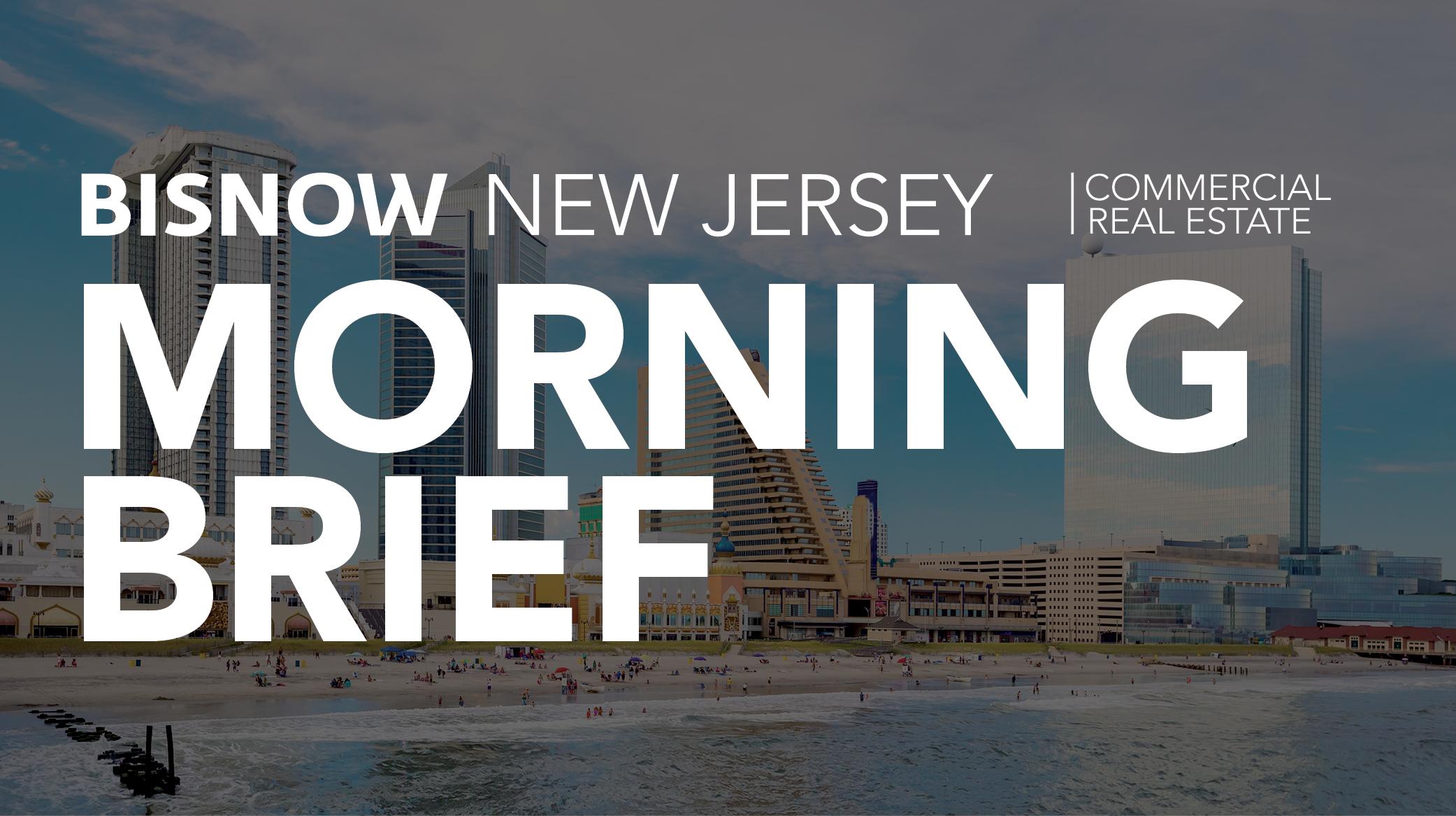 Bisnow Morning Brief New Jersey