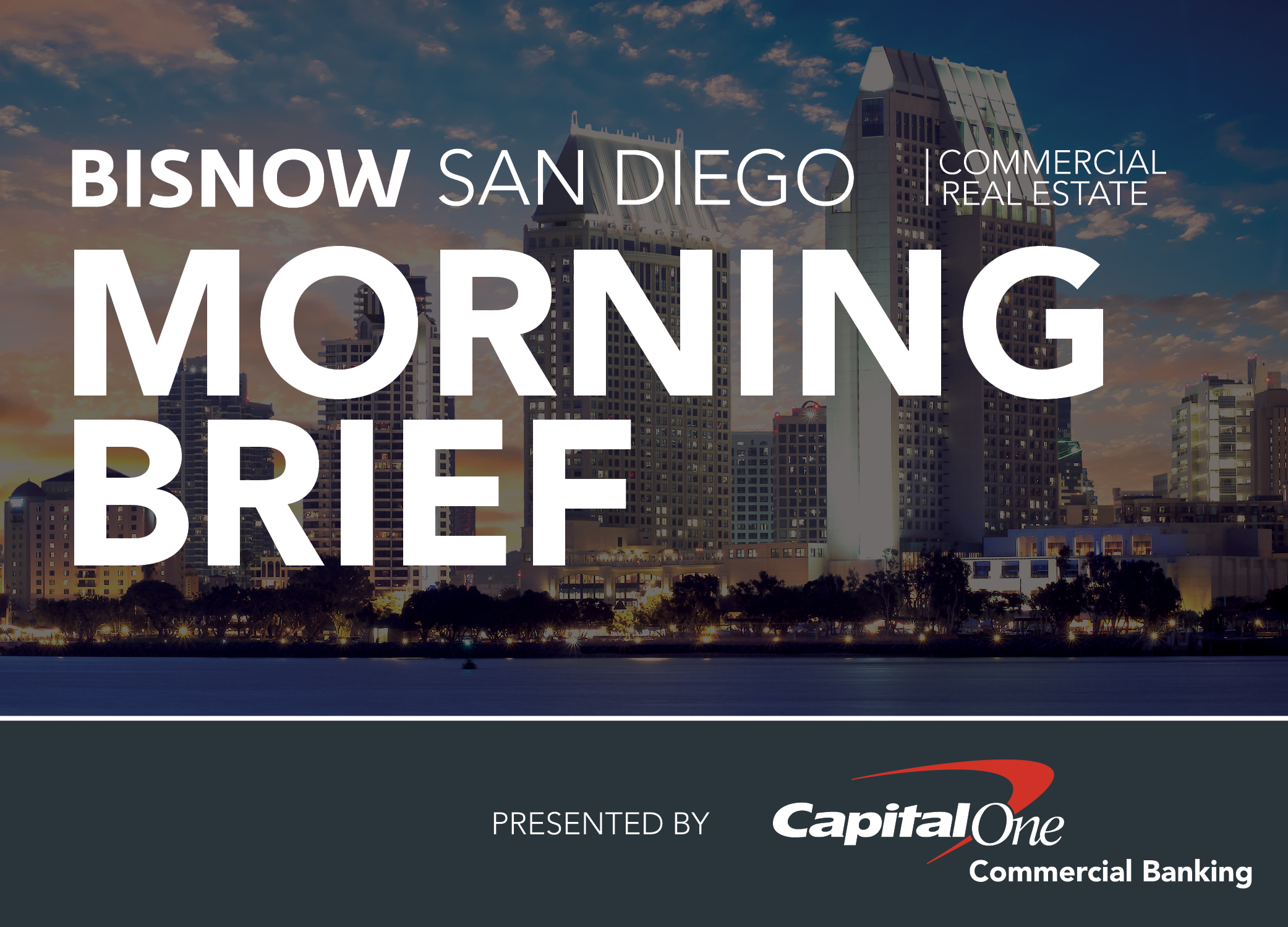 Bisnow Morning Brief San Diego