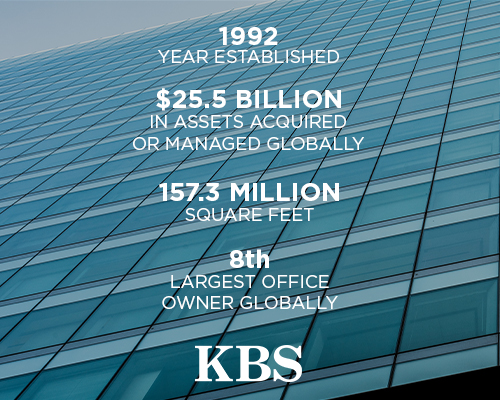 25 Stories On The U.S. Office Market, Powered By KBS