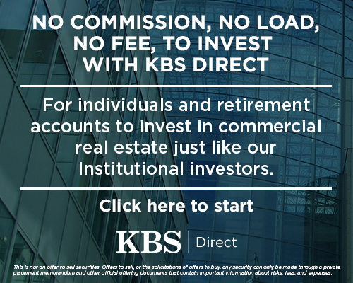 10 Things CRE Investors Need To Know, Powered By KBS