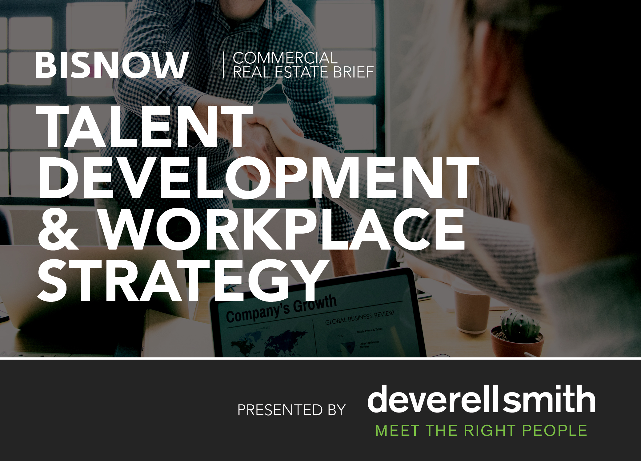 Bisnow Morning Brief Talent Development & Workplace Strategy