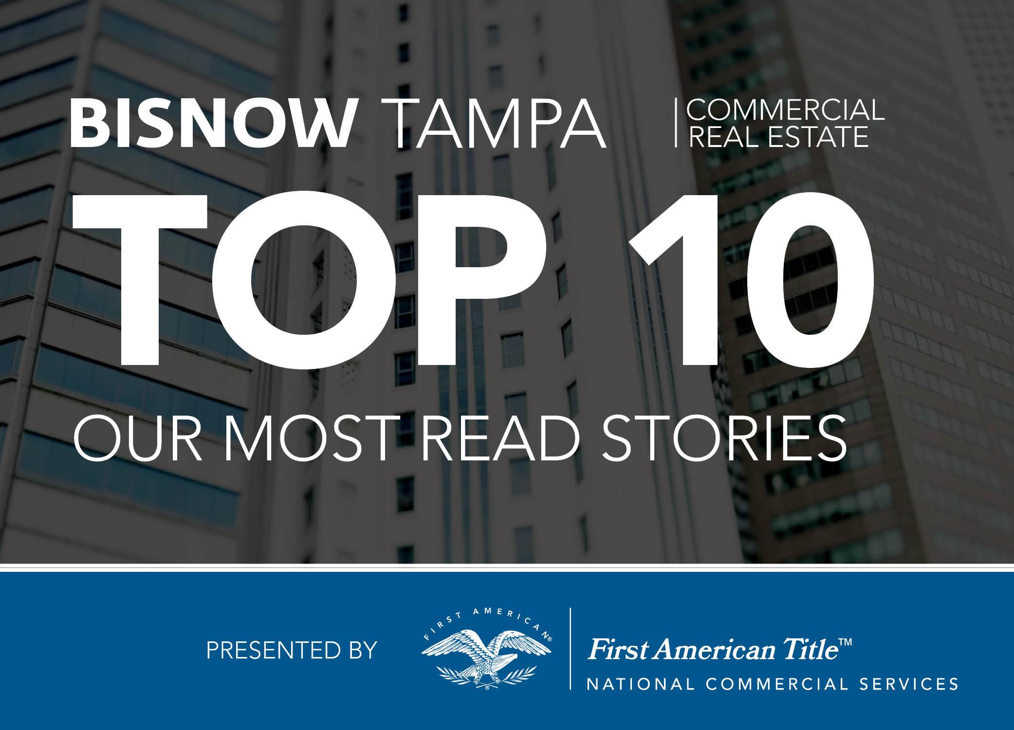 Bisnow Morning Brief Tampa