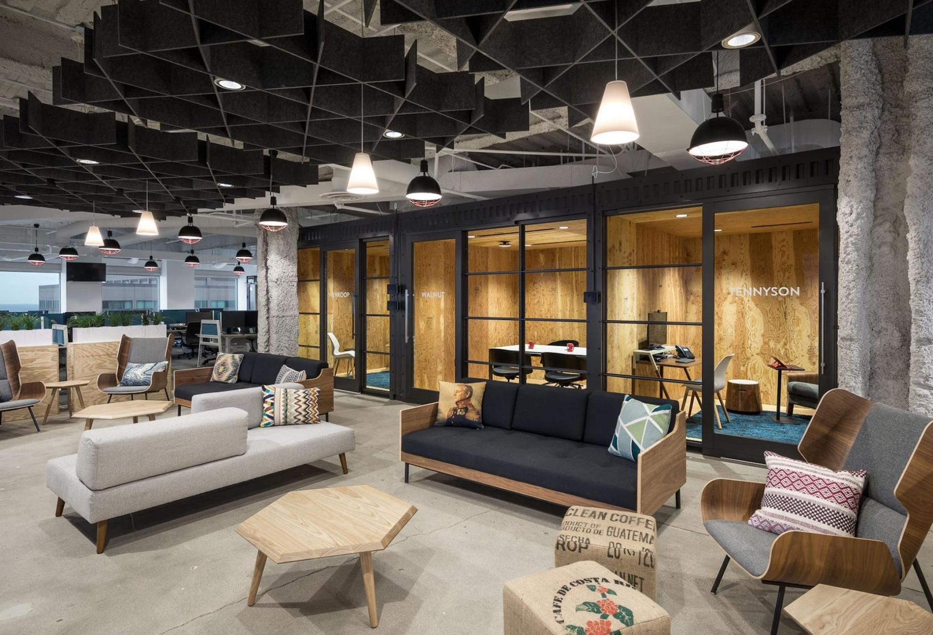 A Company's Culture Is Key To Office Design