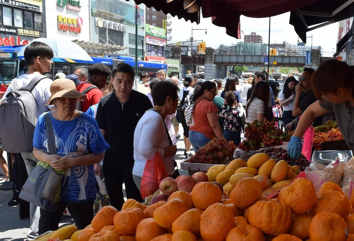 Queens Has Boomed As A Home For Immigrants, And Development Has Followed. What Happens Next?
